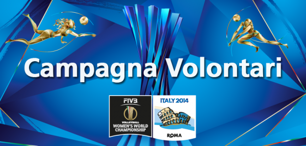 Women´s World Championship - Campagna volontari