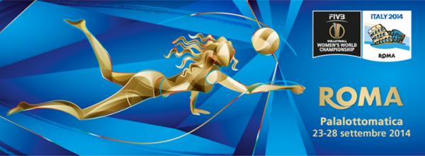 Campionato mondiale volley femminile 2014